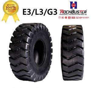 Pneu 29.5-25 da qualidade superior L3/E3 OTR, 26.5-25 23.5-25