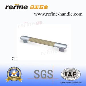 Poignée en alliage de zinc de traction de meubles (T-711)