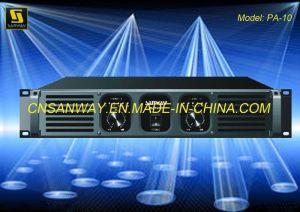 Amplificadores de energía audios profesionales PA-10