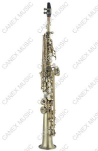 Archaize Bronze Apparence / Saxophone Soprano (SASS202)