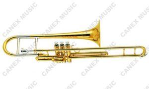 Trombones principaux de valves de piston de Trombone/du Trombone/F (TB92-L)