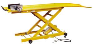 Table de levage de moto hydraulique tre64007c table de - Table leve moto hydraulique ...