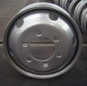 チューブレスSteel Wheel Rims 17.5x6.00 17.5x6.75等