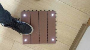 DIY Decking/jardim Flooring tile/PE Timber Tile
