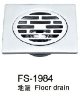 Dreno de assoalho do chuveiro do aço inoxidável/Drainer do assoalho (FS-1984)