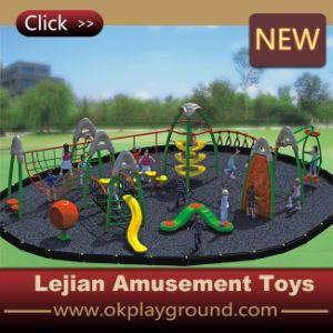 CE Luxe enfants Cardio Plein Air Playground Equipment (P1201-9)