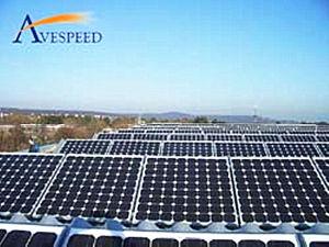 Панели солнечных батарей кремния серии Avespeed панели Monocrystalline фотовольтайческие
