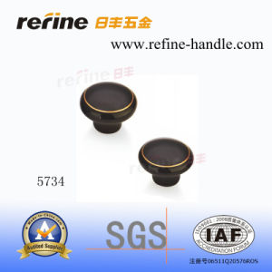 Meubles Hardware Knob dans Ceramic (C-5734)