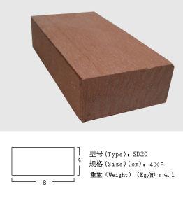 Madeira serrada da prova WPC Timber/WPC da água (SD21)