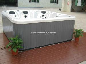 Lucite acrylique Hot Tub Portable Outdoor SPA (A513)