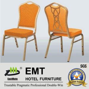 Chaise de partie de tissu avec l'armature forte en métal (EMT-504)