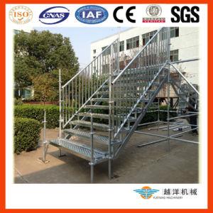 Beam de aço Stairs para Event System (RS-SB/DB/LB)