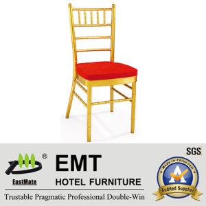 Chaise de mariage de banquet des prix raisonnables (EMT-808-1)