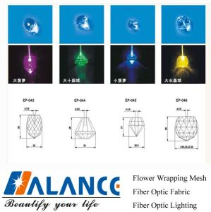 Kristal voor Fiber Optic Lighting (EP-043~ep-046)
