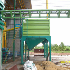 газификатор древесины биомассы 200kw