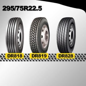 Doubleroad Econimical Regional 295/75r22.5 chinesisches Truck Tire, Radial Truck Tyre, Tyre 1020