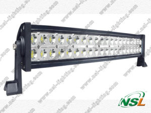 "120W 22 "" Auto DEL Work Light Bar Offroad 10V-30V Car Spot/Flood Beam Driving"