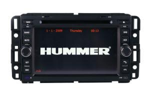 7 reprodutores de DVD do carro da polegada para a navegação do Hummer H2 GPS (HL-8723)