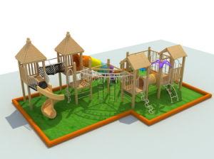 parque infantil madera nios jungle gym juegos para jugar al aire libre