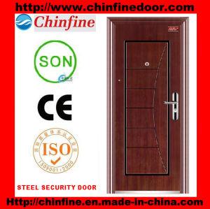 Portes en acier de sécurité (CF-033)