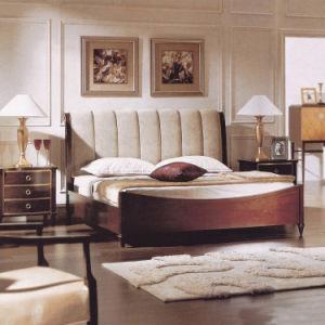 Meubles luxueux de chambre à coucher d'hôtel réglés (EMT-A0901)
