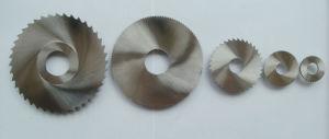 El rajar del acero (HSS) de alta velocidad consideró (DIN1837)