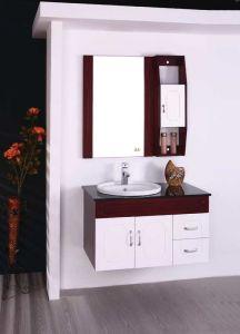 浴室用キャビネット/PVCの浴室用キャビネット(W-026)