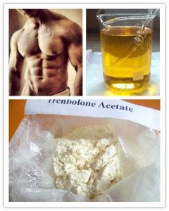 As de Tren d'acétate de Trenbolone de stéroïdes d'huile pour le gain de muscle