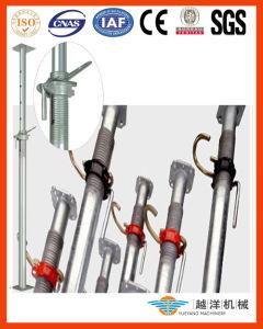 Shoring de aço Prop com Outside Thread para Formwork