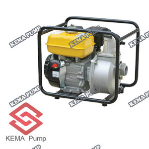 7m Sucking Range Gasoline Water Pump Set