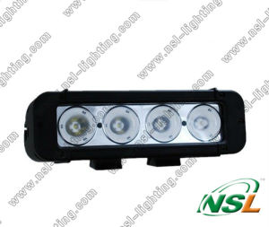 40W CREE Single Row Work Light Bar, Offroad Super Bright (NSL-4004C)