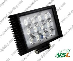 Nouveau Design DEL Work Light Vehicle DEL Working Light 12V 24V 36W (NSL-3612C-36W)