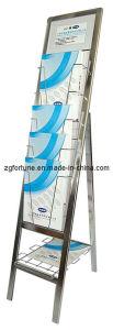 Suporte de alumínio do folheto (SJ-Z001)