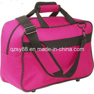 Saco de viagem do saco da bagagem do poliéster