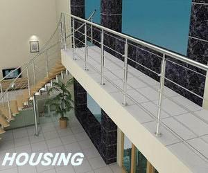 disegno Railing veranda : Inferriate di vetro personalizzate del balcone di disegno, recintanti ...