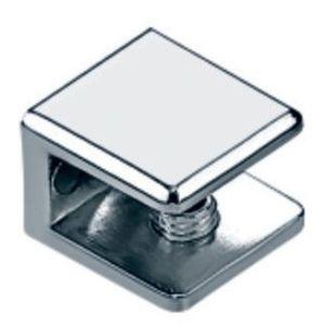 Dobradiça de porta de vidro do gabinete do aço inoxidável (FS-3065)