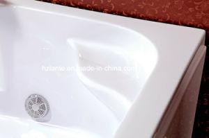 La bañera doble barata del masaje de la persona con RoHS aprobó (TLP-631)