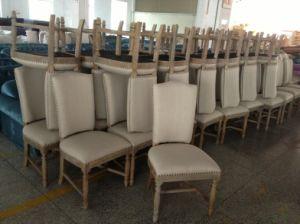 De antieke barokke houten stoel van de eetkamer van de stijl van het ontwerp franse cf 1918a - Dining barokke ...
