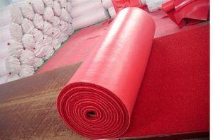 3G couvre-tapis de coussin de PVC de bonne qualité du logo 1.22X12m&18m