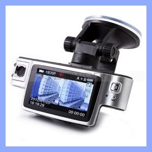 Volles HD Car Recorder Camera/Support Dual Car Camera für Car DVR Camera (DVR-112)