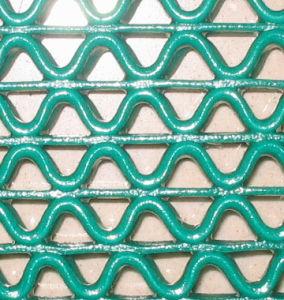 Tapis en forme de s épais de PVC (3G-8B)