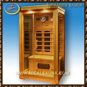 1 sauna da pessoa mini sauna infravermelha cabine da. Black Bedroom Furniture Sets. Home Design Ideas