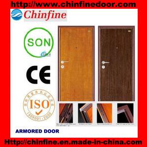 Portes blindées de style italien (CF-M043)