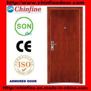 Portes blindées en acier à haute sécurité (CF-M008)