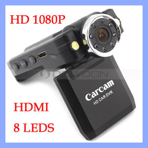 Volles HD Car DVR mit HDMI 1080P Car DVR Recorder (Car DVR-008)