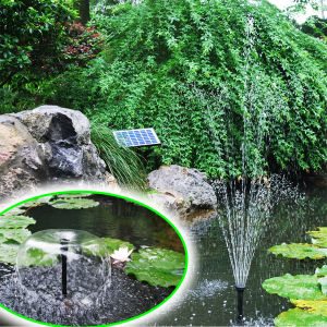 Fountain (SP20-501210A)のための10W Solar Brushless Pump Kit
