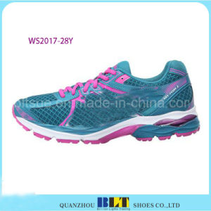 Sapatas Running atléticas confortáveis do esporte do estilo das mulheres de Blt