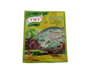 Pollo Cubo Sabor y polvo, sabor del camarón, carne de sabor