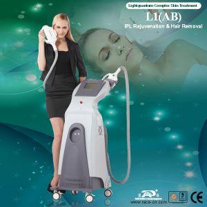 Équipement de salon de beauté de rajeunissement de peau de solvant de cheveux du chargement initial L1 (ab)