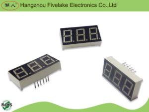 Afficheur LED triple de segment des chiffres 7 de 0.56 pouce (WD05631-A/B)